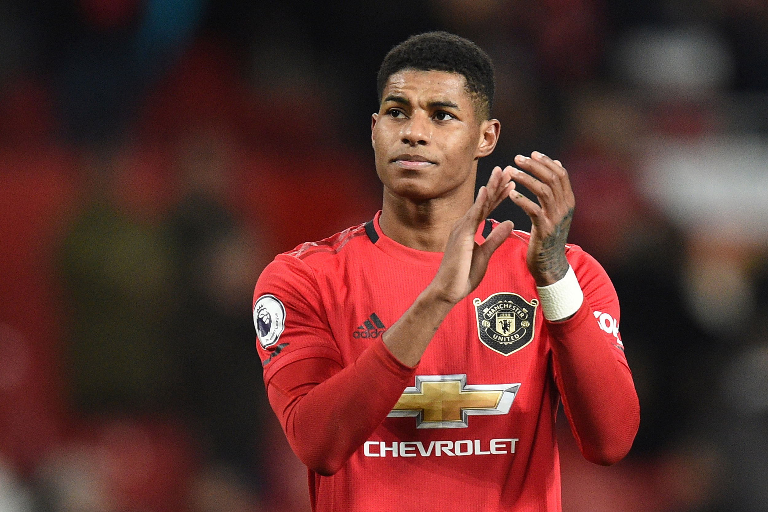 Manchester United Forward Marcus Rashford Had a Tough Childhood - Latest Sports News in Ghana & Sports News Around the World
